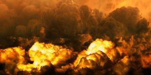 efectos explosivos del ácido perclórico